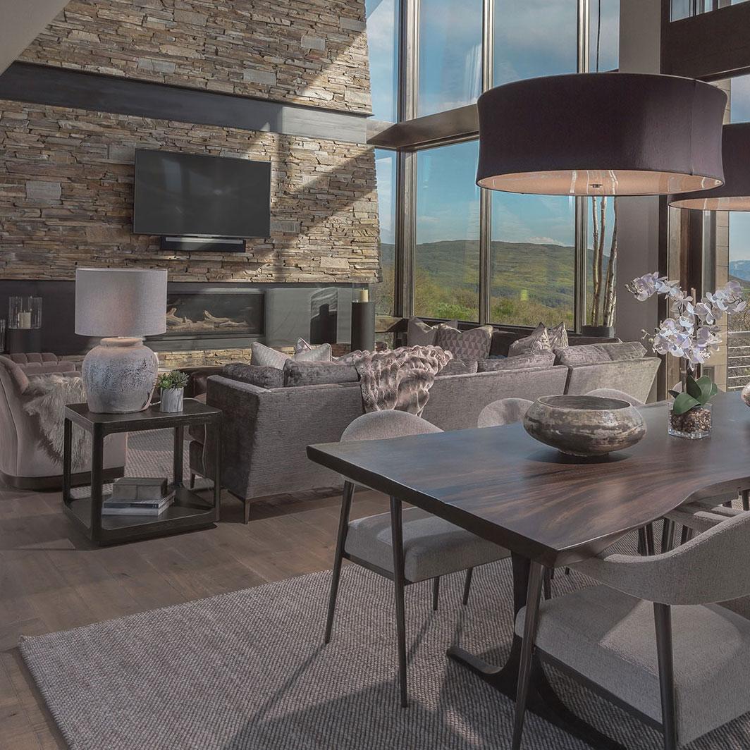 Michele King Interior Design Park City Utah Project